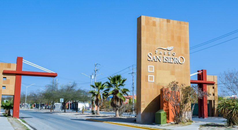 Paseo San Isidro